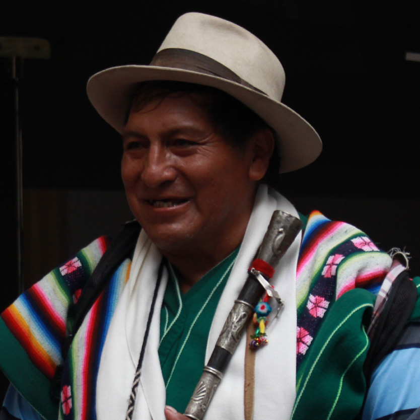 Cristóbal Huanca